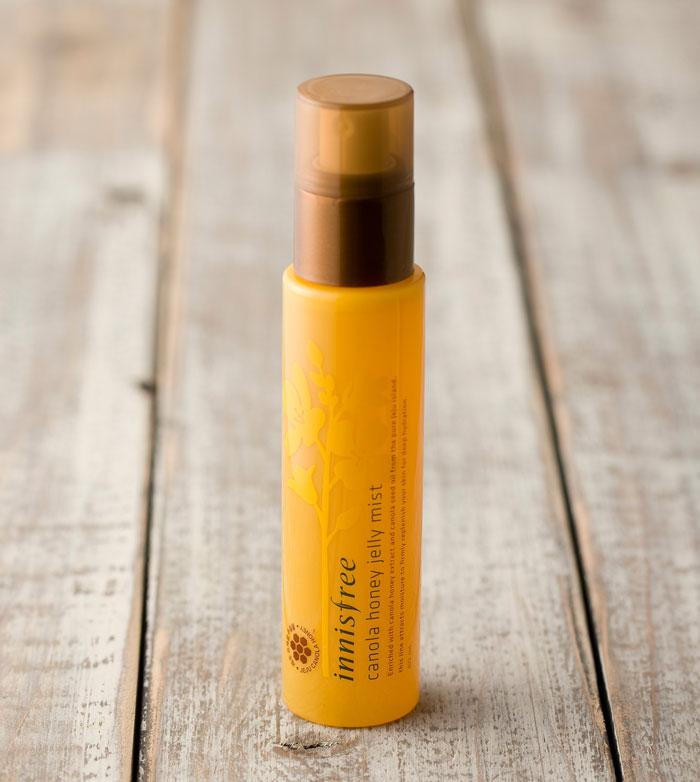 Xịt khoáng Innisfree chiết xuất mật ong 80ml