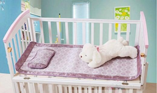 Chiếu điều hòa cho bé Shikada Nhật Bản giúp trẻ ngon giấc
