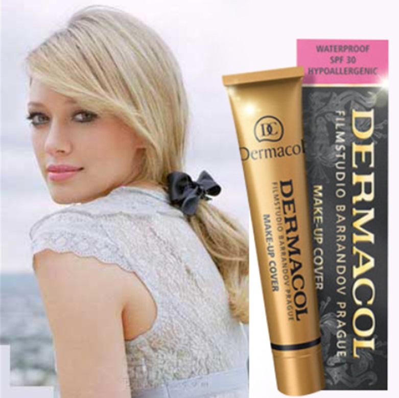 Kem nền che khuyết điểm Dermacol Make up Cover 2