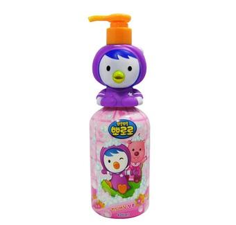 Sữa tắm cho bé Pororo thiết kế nhân vật hoạt hình ngộ nghĩnh 3