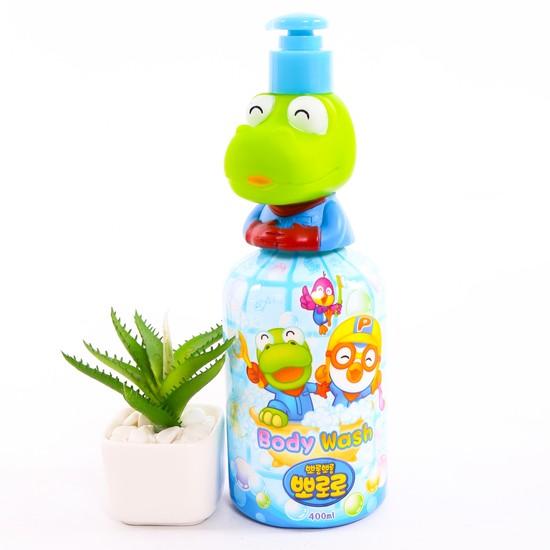 Sữa tắm cho bé Pororo thiết kế nhân vật hoạt hình ngộ nghĩnh 4