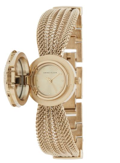 Đồng hồ nữ Anne Klein AK/1046CHCV Swarovski chính hãng