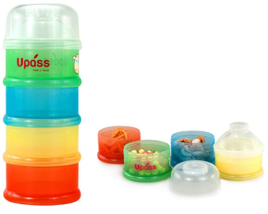 Hộp được làm bằng nhựa cao cấp không chứa BPA, chịu nhiệt -20 độ đến 110 độ C