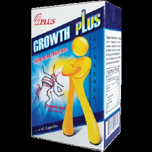 Thực phẩm chức năng tăng chiều cao Growth Plus giúp bổ sung Nano canxi và các dưỡng chất hỗ trợ phát triển chiều cao
