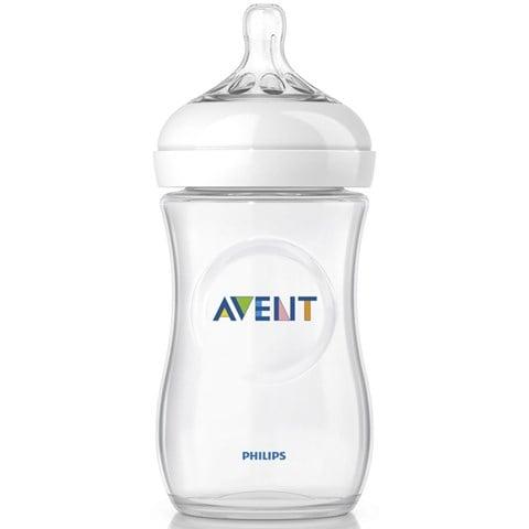 Bình sữa Avent mô phỏng tự nhiên 260ml - Đơn 1