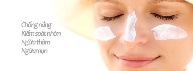 Kem chống nắng Cetaphil với nhiều ưu điểm giúp bạn không những chống nắng mà còn chăm sóc da tốt hơn