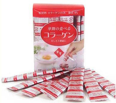 Collagen Hanamai pig là là sản phẩm bổ sung tinh chất collagen từ da heo