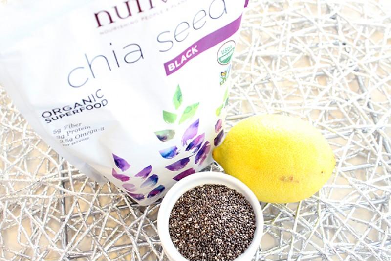 Hạt Chia Seed Nutiva 907g của Mỹ