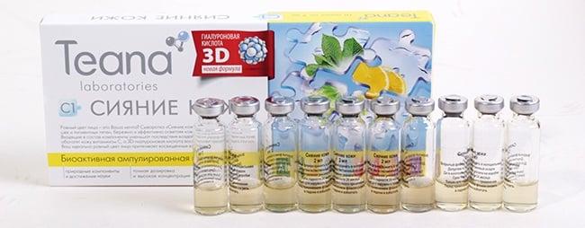 Serum Collagen tươi Teana C1- làm chậm lão hóa,  trị nám và tàn nhang