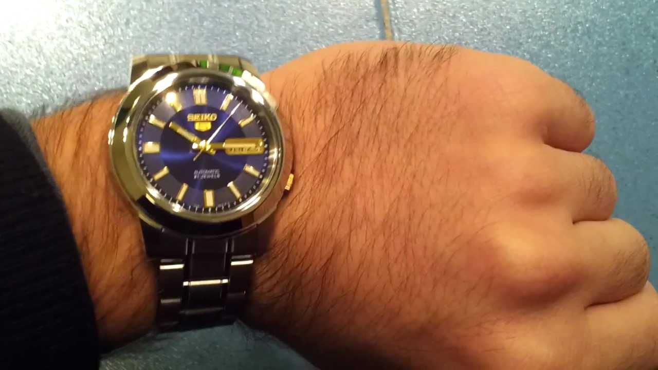 Đồng hồ Seiko Automatic SNKK11K1 nhật bản
