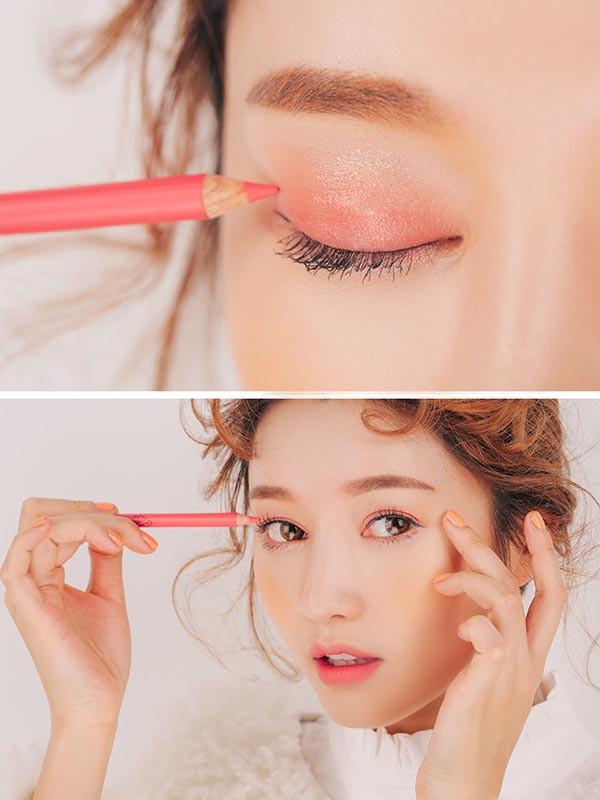 Son bút chì 3CE Drawing Lip Pen cải tiến mới 5