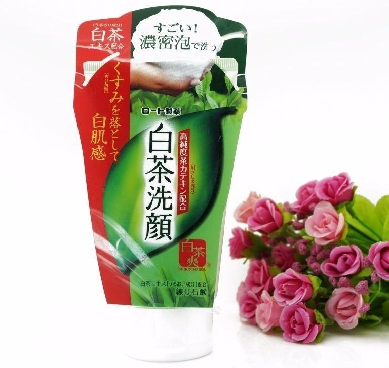 Sữa rửa mặt trà xanh lành tính, an toàn cho sức khỏe và vẻ đẹp của làn da