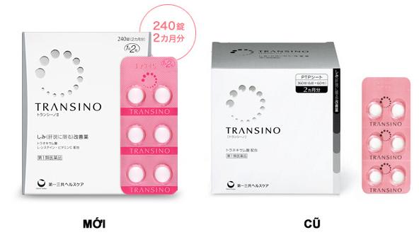 Transino Whitening-  Giảm nám da và tàn nhang hiệu quả của phụ nữ Nhật 5