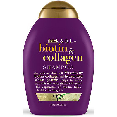 Dầu gội Biotin & Collagen OGX 385ml