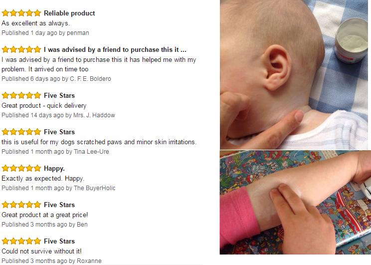 Kem chống hăm Sudocrem được nhiều bà mẹ tin dùng