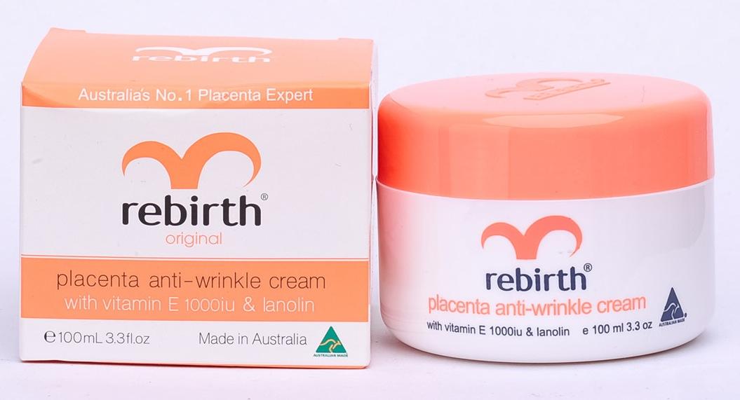 Kem Dưỡng Chống Lão Hóa Rebirth Placenta Anti – Wrinkle Cream