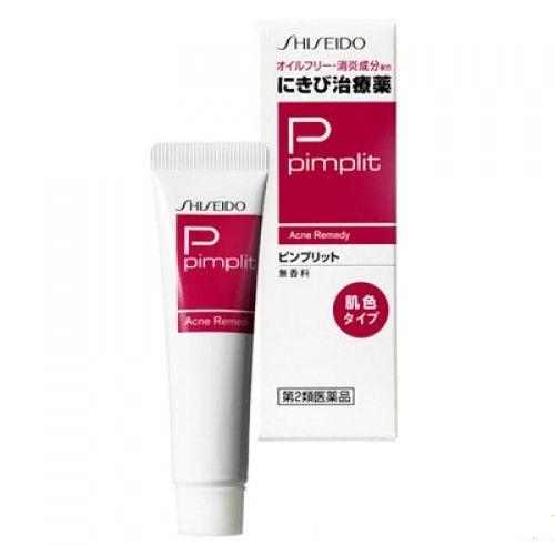 Kem Trị Mụn Shiseido Pimplit Nhật Bản 15g