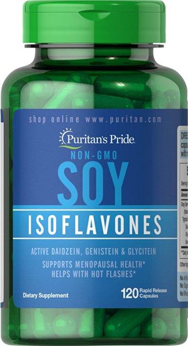 Mầm Đậu Nành Estrogen Non-GMO Soy Isoflavones