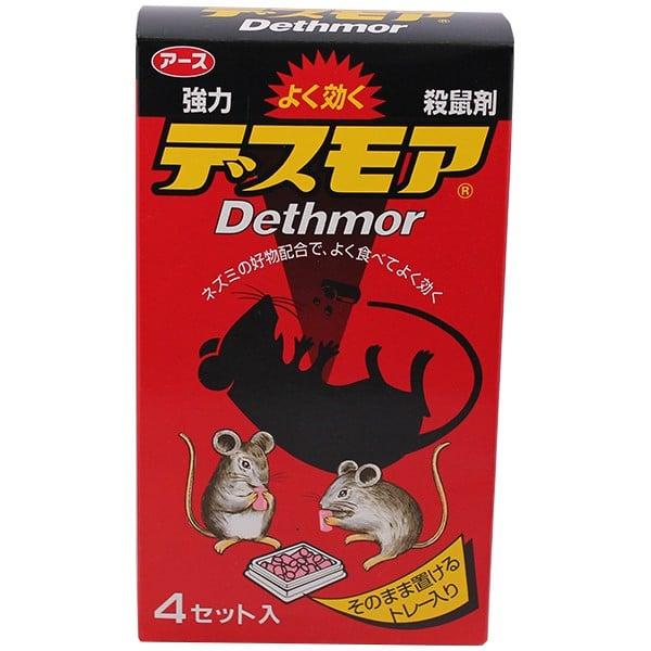 Thuốc diệt chuột cao cấp của Nhật bản