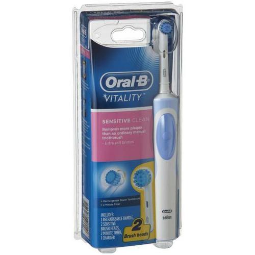 Bàn chải điện đánh răng máy Oral-B hiệu BRAUN của Đức