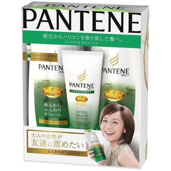 Bộ dầu gội Pantene Nhật Bản 500ml 4