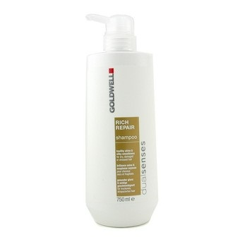 Dầu gội Goldwell Repair 750ml giúp phục hồi tóc hư tổn