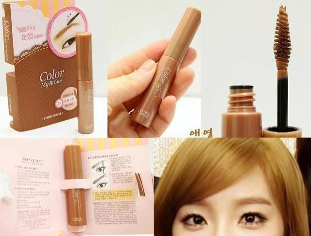 Mascara lông mày Color My Brows Etude House  2