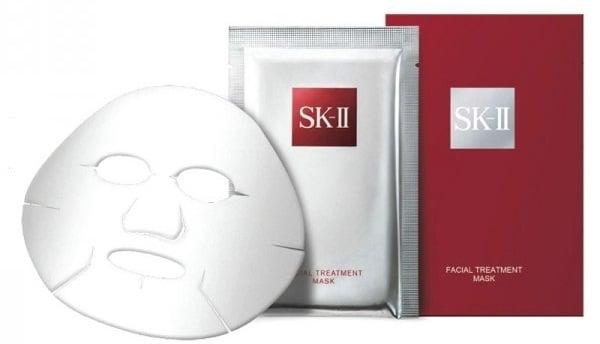 Mặt nạ SK II Facial Treatment Mask với hàm lượng tinh chất Pitera cao giúp dưỡng ẩm hiệu quả cho làn da