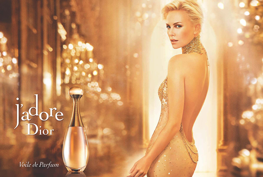 Nước hoa Dior J'adore nữ tính, gợi cảm và tinh tế 2