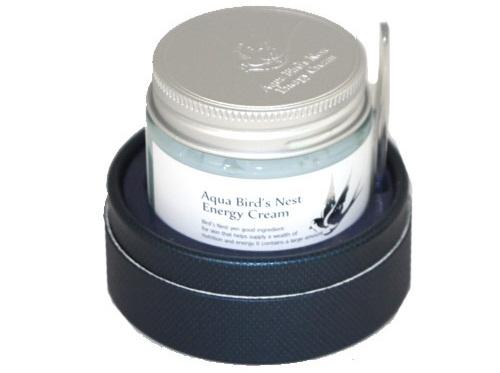 Kem dưỡng da Aqua Bird's Nest Energy Cream chiết xuất từ tổ chim Yến