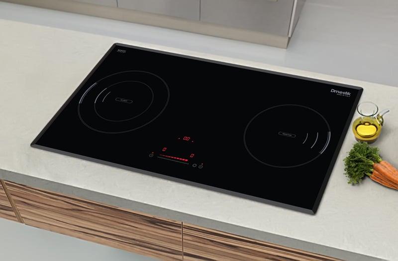 Bếp điện từ Dmestik ES 722 DKT thiết kế đẹp, sang trọng