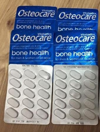 Canxi Osteocare dạng viên cho cả nam, nữ và trẻ em
