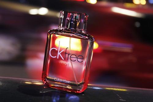 Nước hoa Calvin Klein (CK) CK free năng động 3
