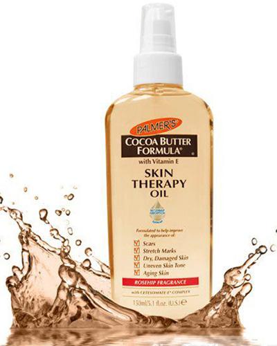 Dầu dưỡng da ngăn ngừa lão hóa Skin Therapy Oil Palmer's là một sự kết hợp hoàn hảo và độc đáo giúp các thành phần dưỡng chất tự nhiên