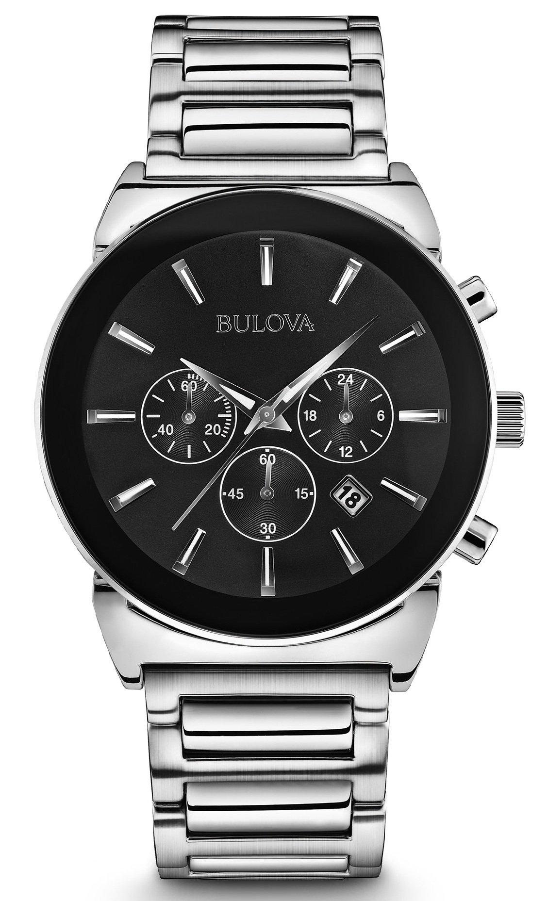 Trẻ trung, lịch lãm là tất cả những gì người ta nói về chiếc đồng hồ Bulova náy