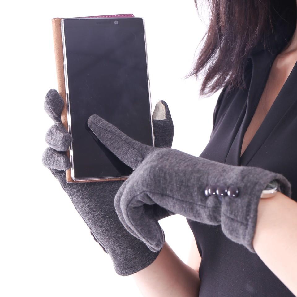 Bạn có thể sử dụng điện thoại ngay cả khi vẫn đeo găng tay