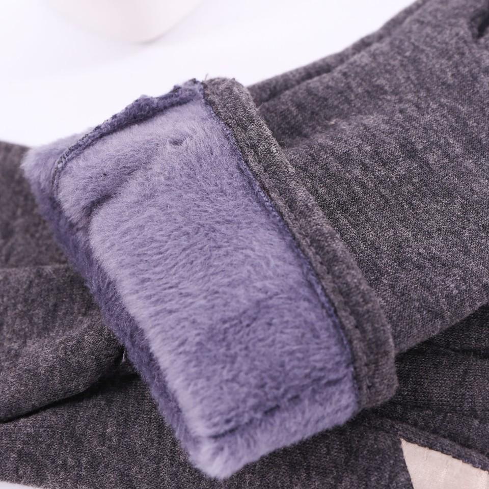 Lớp lót lông cừu ấm áp nhưng không bị bí khí
