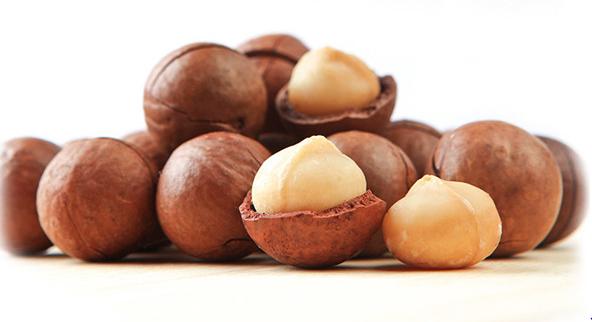 Hạt Macca giúp cung cấp nguồn năng lượng dồi dào với hàm lượng calo cao gấp đôi so với các loại hạt khác