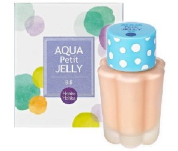 Kem nền Aqua petit jelly BB Cream Holika Holika là sản phẩm kem BB mới của nhãn hiệu Holika Holika