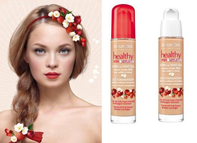 Kem nền Bourjois Healthy Mix Serum Foundation 2