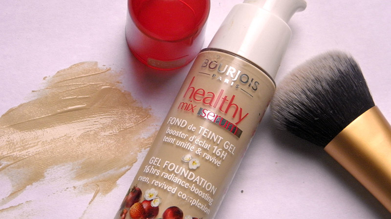 Kem nền Bourjois Healthy Mix Serum Foundation 3