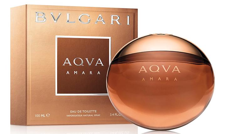"""Nước hoa Bvlgari Aqva Amara chính là một """"chiến binh mùi hương"""" mới của dòng nước hoa nam tính Bvlgari Aqva"""