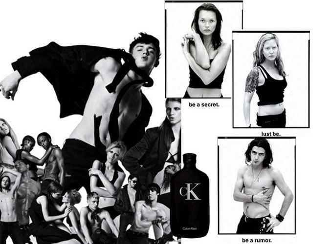 Nước hoa Calvin Klein (CK) Be hương thơm phân tầng mạnh mẽ 2