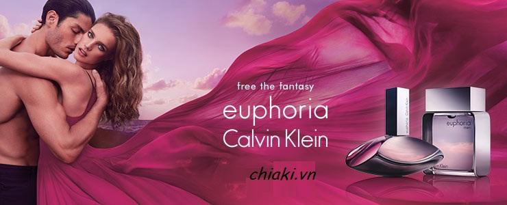 Nước hoa Calvin Klein (Ck) Euphoria for Women gợi cảm 5
