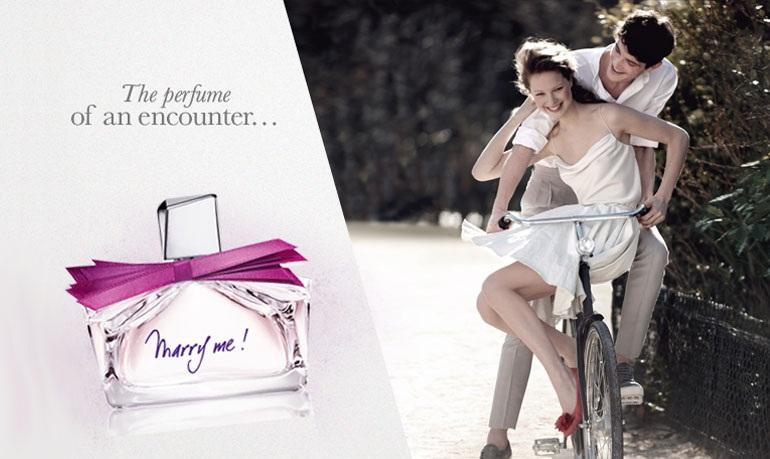 Nước hoa Marry me Lanvin Paris êm dịu và nữ tính 2