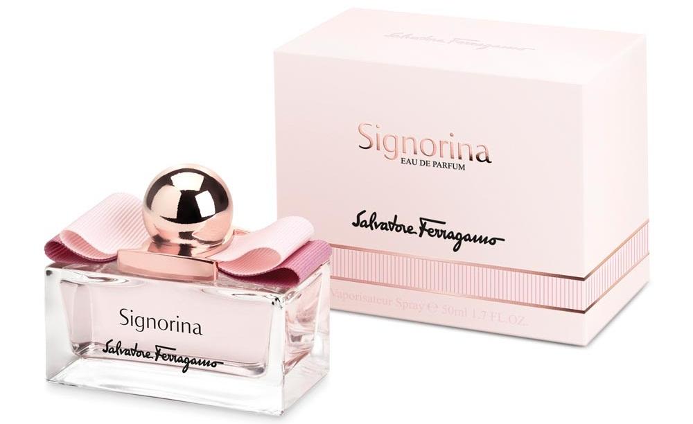 Nước hoa Salvatore Ferragamo Signoria for women với hương thơm phân tầng tinh tế