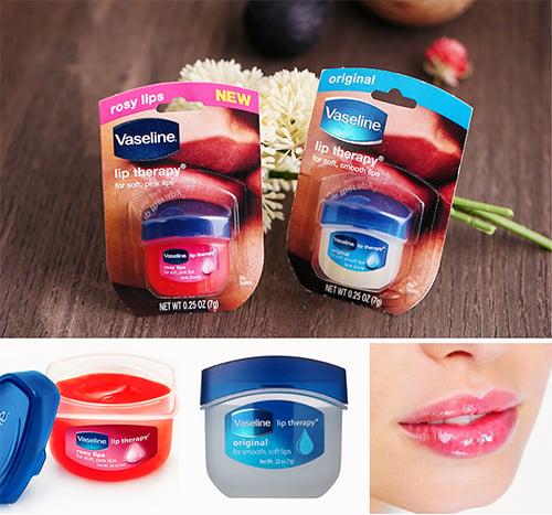 Sản phẩm chứa các thành phần tự nhiên lành tính, an toàn cho làn môi