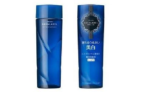 Nước Hoa Hồng Shiseido Aqualabel Xanh Cho Da Nhờn