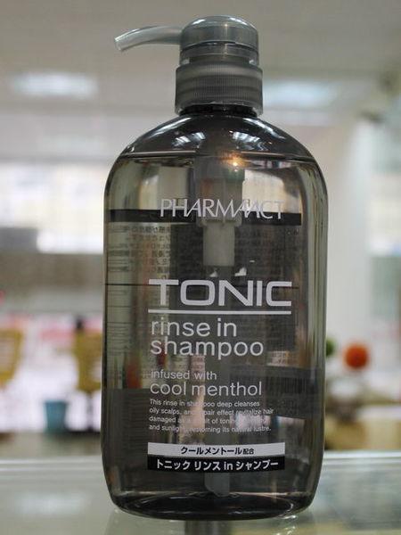 Dầu gội Tonic vừa là dầu gội vừa là dầu xả, nuôi dưỡng mái tóc