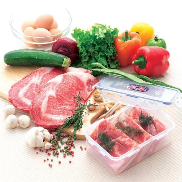 Hộp đựng thực phẩm đa năng giúp bảo quản các loại thức ăn trong gia đình bạn